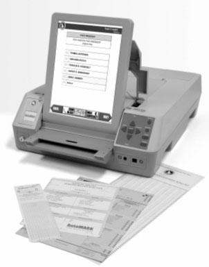 Automark Voting Machine